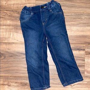 Toddler Boy Straight Leg Jeans